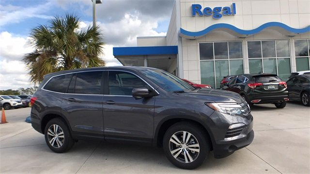 2018 Honda Pilot EX-L w/Navigation FWD SUV For Sale In Lakeland FL - 18H437