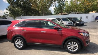 2017 Kia Sorento LX 4 Door 3.3L DOHC Engine FWD