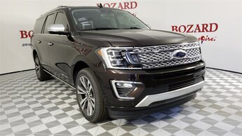 2021 Ford Expedition Max Platinum 4 Door RWD Automatic SUV
