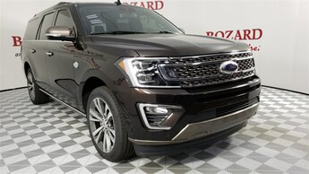 2021 Ford Expedition Max King Ranch Automatic EcoBoost 3.5L V6 GTDi DOHC 24V Twin Turbocharged Engine SUV RWD