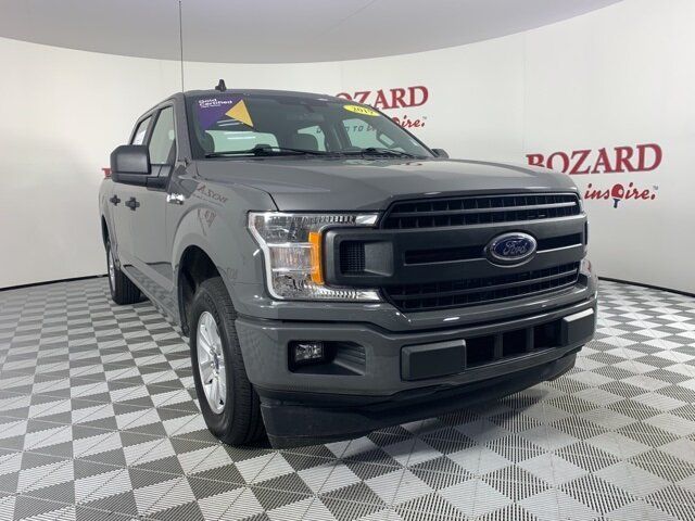 2020 Lead Foot Ford F-150 XL Truck 4 Door RWD