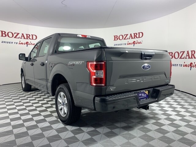 2020 Lead Foot Ford F-150 XL 2.7L V6 EcoBoost Engine Automatic RWD 4 Door Truck