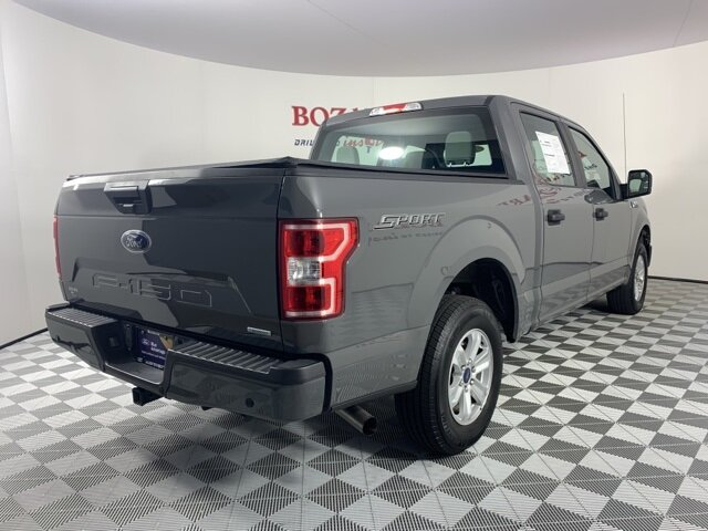 2020 Ford F-150 XL Automatic Truck 2.7L V6 EcoBoost Engine 4 Door RWD