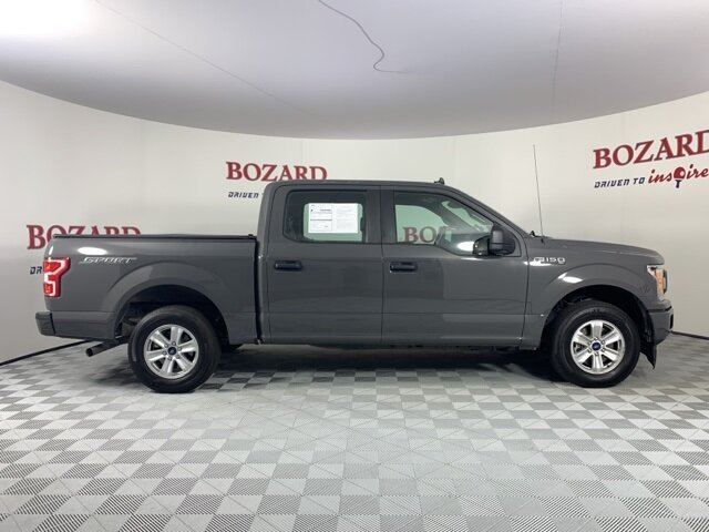 2020 Lead Foot Ford F-150 XL Automatic 2.7L V6 EcoBoost Engine 4 Door RWD Truck