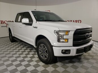 2017 Ford F-150 Lariat Truck 4X4 4 Door 5.0L V8 Engine Automatic