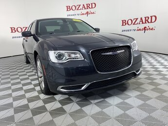 2019 Maximum Steel Metallic Clearcoat Chrysler 300 Touring 4 Door Automatic RWD 3.6L V6 Engine Sedan