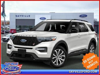 2021 Ford Explorer ST 4 Door 4X4 SUV Automatic V6 Engine