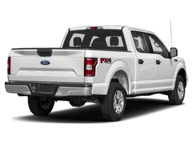 2019 Oxford White Ford F-150 XLT 4X4 Automatic Truck