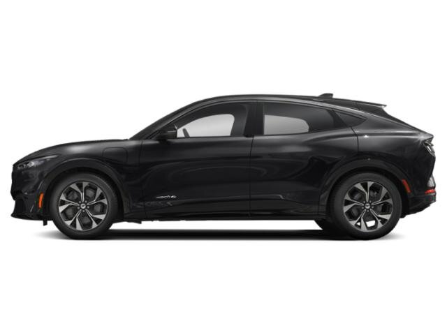 2021 Shadow Black Ford Mustang Mach-E Select Automatic 4 Door SUV RWD Primary Electric Motor Engine \x28Rear\x29 with Standard Range High-Voltage Battery
