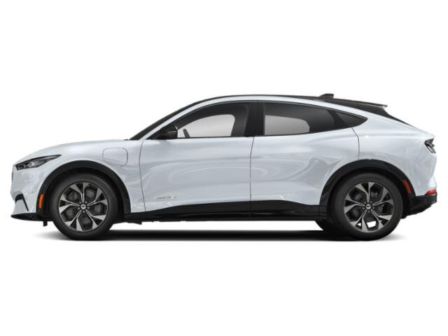 2021 Space White Metallic Ford Mustang Mach-E Select Automatic 4 Door AWD Primary Electric Motor Engine \x28Rear\x29 \x2F Secondary Electric Motor Engine \x28Front\x29 with Standard Range H SUV