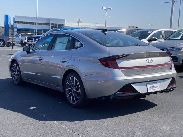 2021 Hyundai Sonata Limited Automatic 4 Door Car FWD