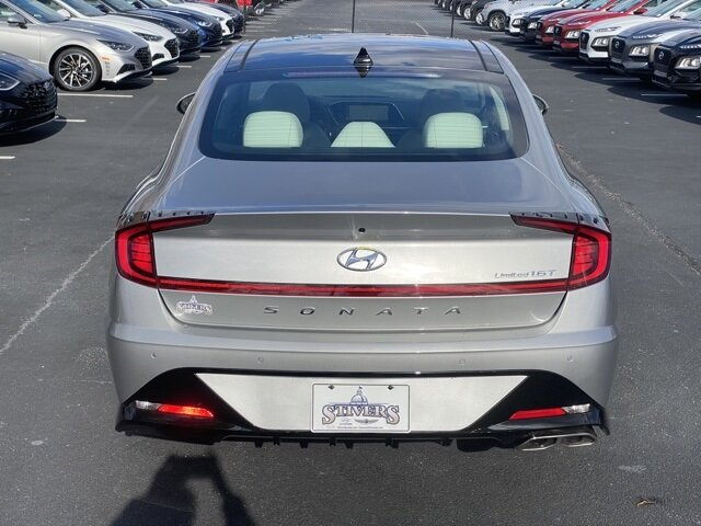 2021 Hyundai Sonata Limited FWD Car Automatic 1.6L I4 Engine 4 Door