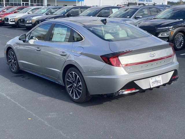 2021 Hyundai Sonata Limited 4 Door 1.6L I4 Engine FWD