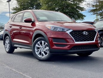 2021 Hyundai Tucson SE FWD Automatic I4 Engine 4 Door