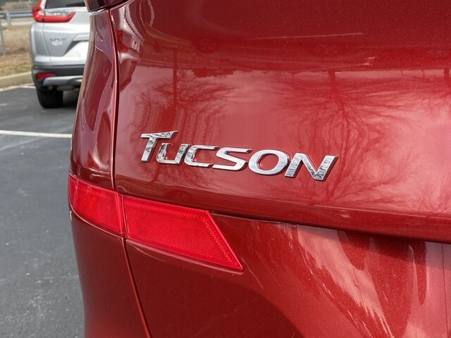 2021 Hyundai Tucson SE FWD 4 Door Automatic SUV I4 Engine