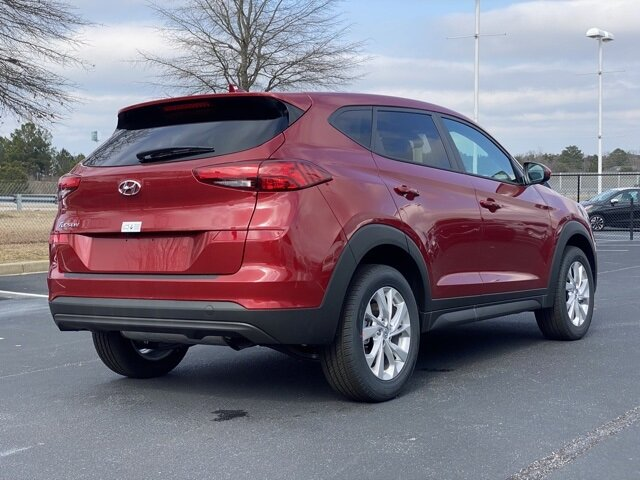 2021 Hyundai Tucson SE FWD 4 Door SUV I4 Engine Automatic