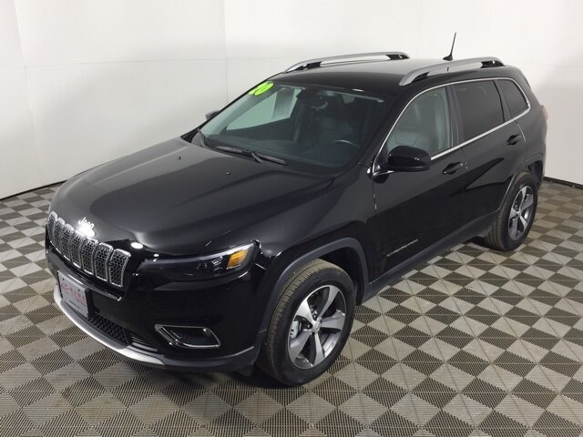 2020 Jeep Cherokee Limited SUV 3.2L V6 Engine Automatic 4 Door 4X4