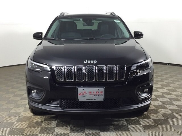 2021 Jeep Cherokee Latitude Lux SUV 4 Door 4X4 3.2L V6 Engine Automatic
