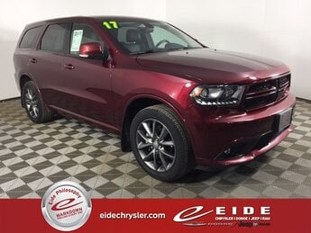 2017 Dodge Durango GT Automatic 3.6L V6 24V VVT Engine SUV