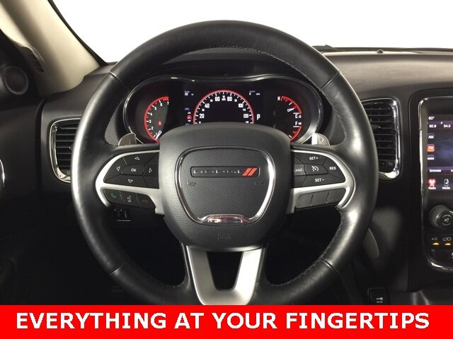 2017 Octane Red Pearlcoat Dodge Durango GT Automatic 4 Door AWD