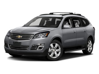 2017 Chevrolet Traverse Premier 3.6L V6 SIDI Engine Automatic 4 Door