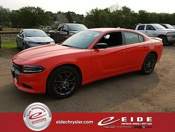 2018 Go Mango Dodge Charger GT 4 Door Automatic 3.6L V6 24V VVT Engine Sedan