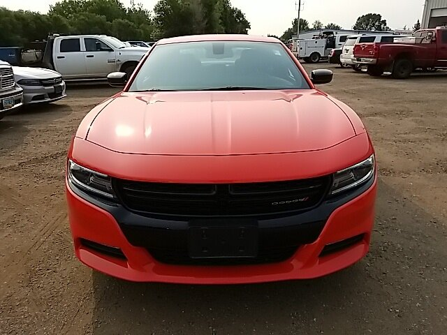 2018 Dodge Charger GT Sedan Automatic 3.6L 6-Cylinder Engine AWD