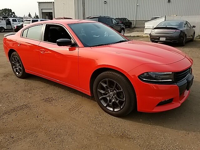 2018 Dodge Charger GT Automatic 3.6L 6-Cylinder Engine Sedan 4 Door