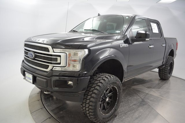 2018 Ford F-150 Limited Automatic EcoBoost 3.5L V6 GTDi DOHC 24V Twin Turbocharged Engine Truck 4 Door 4X4