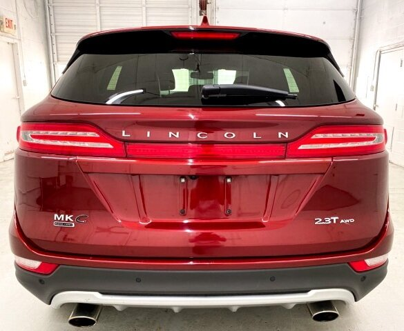 2017 Lincoln MKC Black Label SUV 4 Door 2.3L GTDI Engine AWD