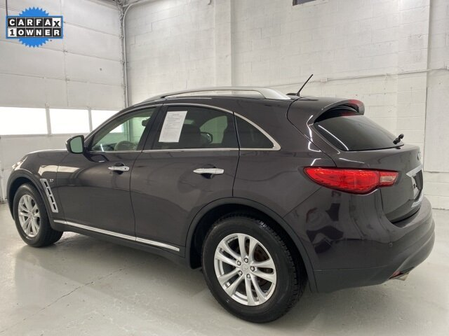 2017 INFINITI QX70 Base AWD 3.7L V6 Engine 4 Door Automatic SUV
