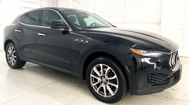 2017 Maserati Levante Base SUV Automatic 4 Door 3.0L V6 Engine