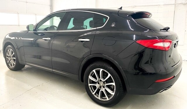 2017 Maserati Levante Base SUV 3.0L V6 Engine 4 Door AWD