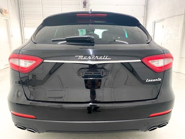 2017 Maserati Levante Base Automatic 3.0L V6 Engine AWD 4 Door SUV