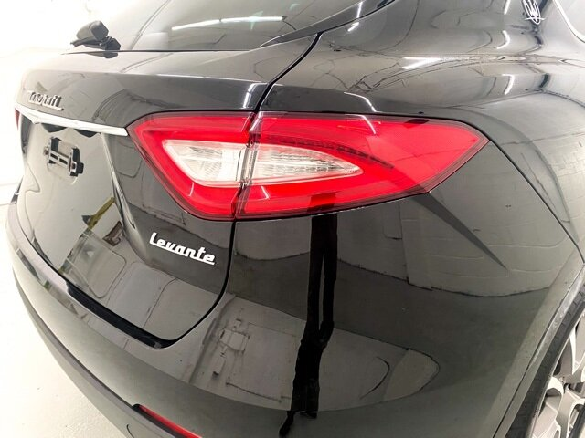 2017 Maserati Levante Base AWD Automatic 3.0L V6 Engine