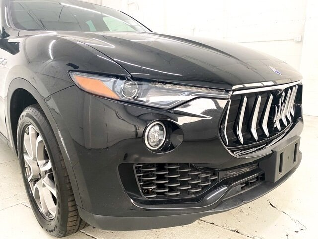 2017 Maserati Levante Base SUV 3.0L V6 Engine AWD