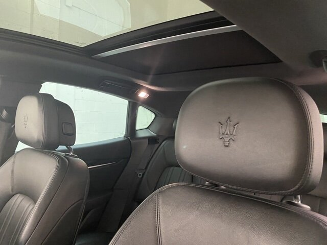 2017 Maserati Levante Base SUV AWD 3.0L V6 Engine