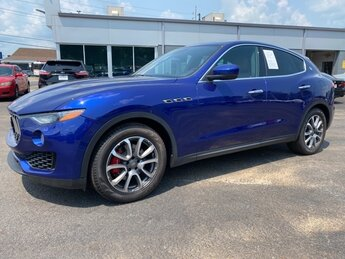 2017 Maserati Levante Base SUV 3.0L V6 Engine Automatic