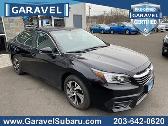2021 Subaru Legacy Premium AWD 4 Door Car 2.5L 4-Cylinder DOHC 16V Engine