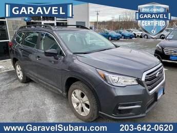 2021 Magnetite Gray Metallic Subaru Ascent Base AWD Automatic (CVT) 2.4L 4-Cylinder DOHC 16V Engine SUV 4 Door