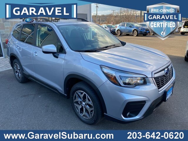 2021 Subaru Forester Premium SUV Automatic H-4 cyl Engine