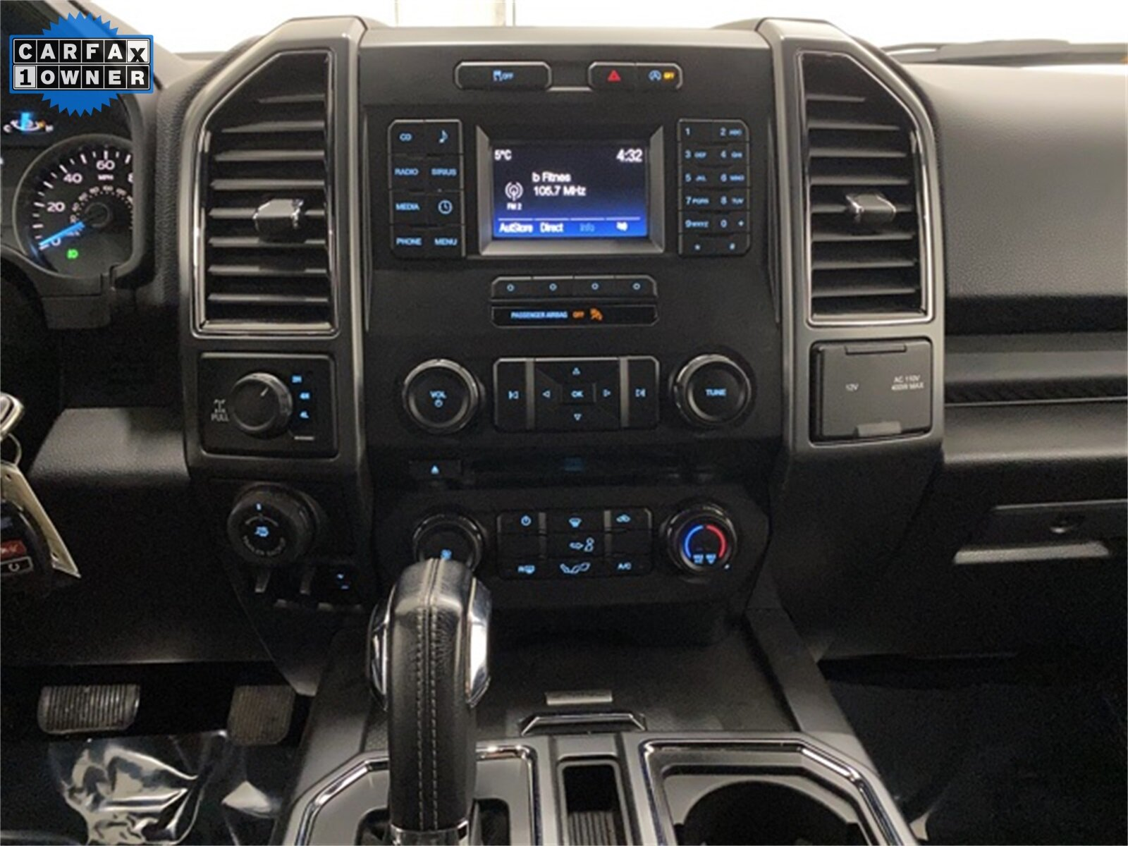 2017 Ford F-150 XLT Truck EcoBoost 3.5L V6 GTDi DOHC 24V Twin Turbocharged Engine 4X4