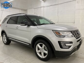 2017 Ford Explorer XLT Automatic 4X4 4 Door SUV