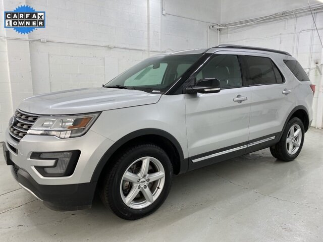 2017 Ford Explorer XLT SUV 3.5L 6-Cylinder SMPI DOHC Engine 4X4 Automatic 4 Door