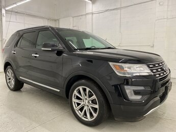 2017 Ford Explorer Limited 4X4 Automatic SUV 3.5L 6-Cylinder SMPI Turbocharged DOHC Engine