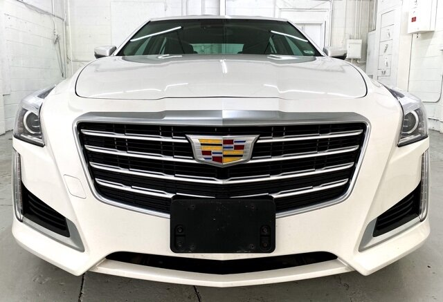 2018 Cadillac CTS Luxury AWD Automatic 4 Door AWD