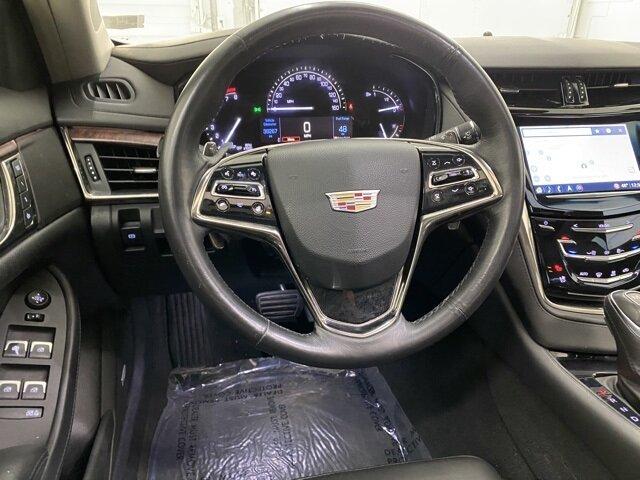 2018 Cadillac CTS Luxury AWD Automatic 2.0L Turbo I4 DI DOHC VVT Engine Car 4 Door