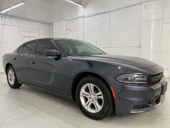 2019 Maximum Steel Metallic Clearcoat Dodge Charger SXT Automatic 3.6L 6-Cylinder SMPI DOHC Engine 4 Door