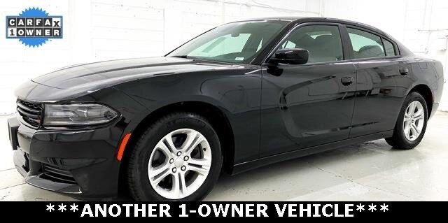 2019 Dodge Charger SXT 3.6L 6-Cylinder SMPI DOHC Engine RWD 4 Door
