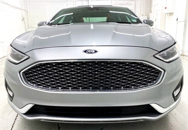 2020 Ford Fusion Titanium 4 Door Car Automatic FWD EcoBoost 2.0L I4 GTDi DOHC Turbocharged VCT Engine